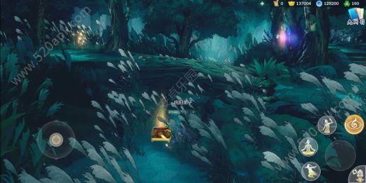 剑网3指尖江湖稻山山涧宝箱在什么位置?稻山山涧宝箱位置一览[多图]图片3