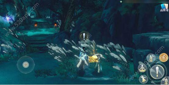剑网3指尖江湖稻山山涧宝箱在什么位置?稻山山涧宝箱位置一览[多图]图片4