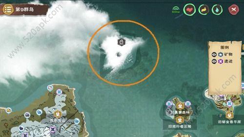 创造与魔法北境冰岛怎么去?北境冰岛传送点分享[视频][多图]图片1