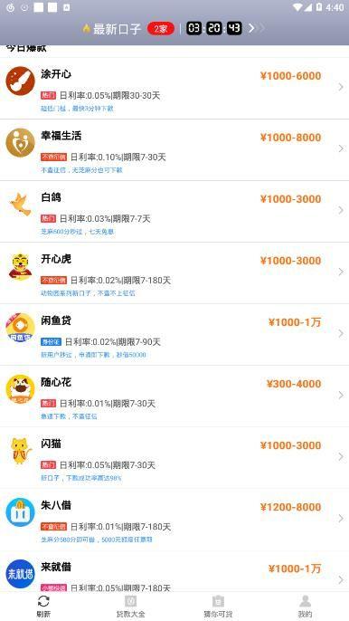 盈盈掌柜借款app手机版下载图片3