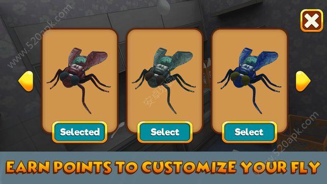 昆虫飞行模拟器3D游戏安卓中文版图3:
