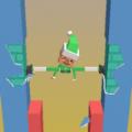 抖音Fracture Jump小人用腿撑住墙全解锁中文内购破解版 v0.1