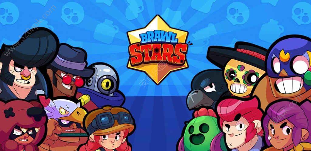 荒野乱斗腾讯官方唯一指定网站正版游戏(Brawl Stars)图片1