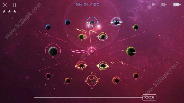 太阳系争夺战3官方必赢亚洲56.net手机版中文版(SolarMax3)  v1.0图3
