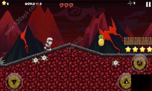 忍者战士暗影冒险游戏最新版  v1.0图2