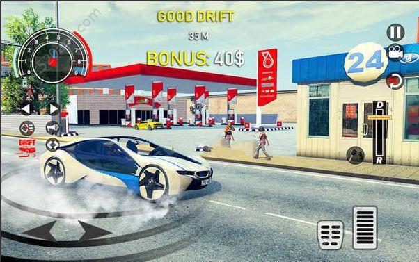 极限i8驾驶2019游戏安卓版  v1.1图3