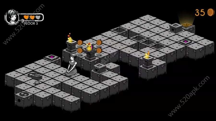 墓碑镇游戏最新安卓版  v1图3