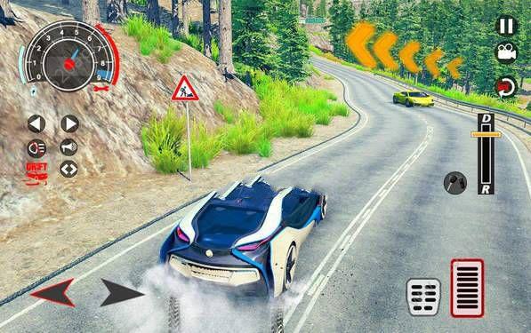 极限i8驾驶2019游戏安卓版  v1.1图1