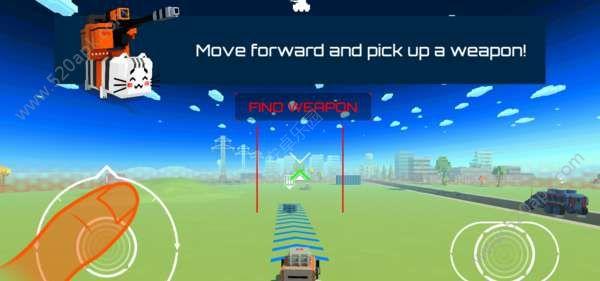 战争机器战车大混战游戏最新安卓版  v1.0图3