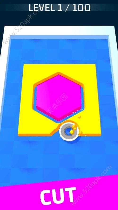 形状切割游戏最新版  v0.1.3图1