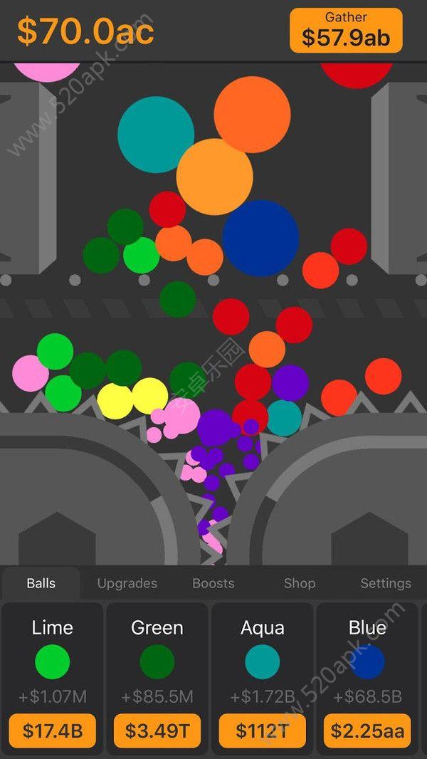 小球粉碎破解版图2