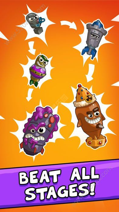 大爆炸进化游戏安卓版下载(BIG BANG Evolution)图片2