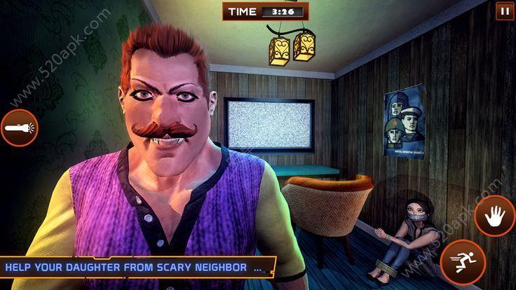 你好奇怪的邻居秘密游戏安卓版下载  v1.0图2