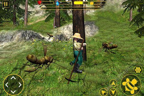 饥饿的蜜蜂游戏安卓版下载图片1