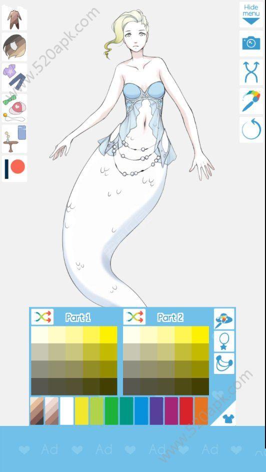 美人鱼制造者mermaid dollmaker中文汉化版  V1.0.3图3