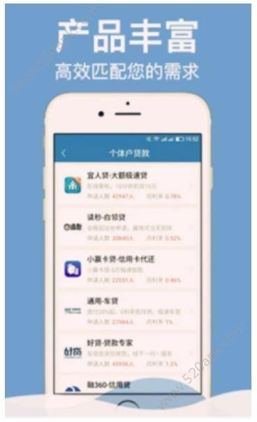 鑫享贷app手机版下载  v3.3.1图3