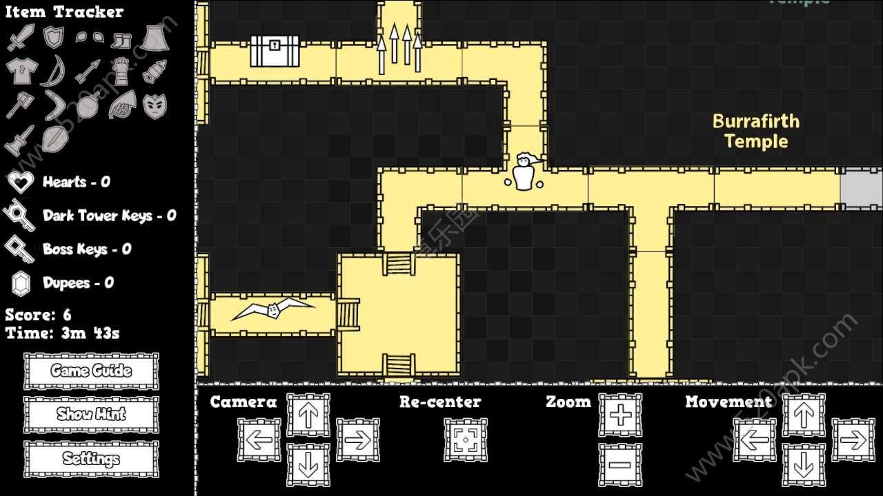 地下城随机发生器中文汉化版(Dungeon Randomizer)图片1