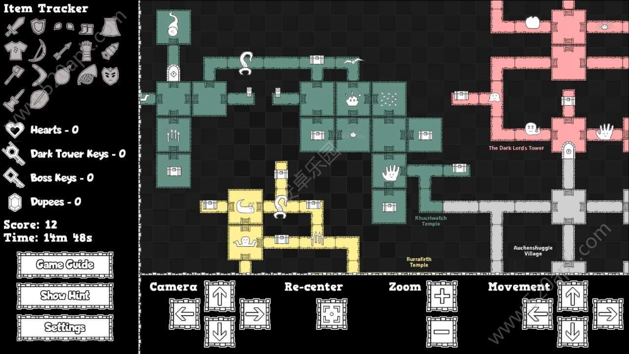 地下城随机发生器中文汉化版(Dungeon Randomizer)  v5图2