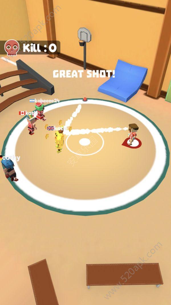 混乱闪避球.io游戏官方安卓版下载(Mayhem dodgeball.io)图片1