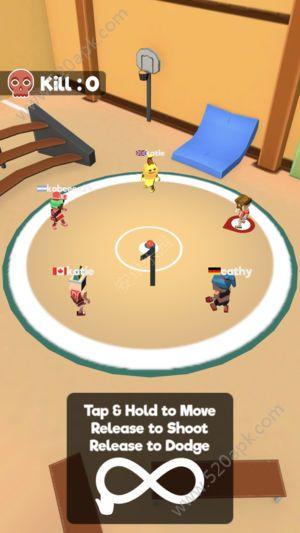 混乱闪避球.io游戏官方安卓版下载(Mayhem dodgeball.io)图2: