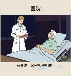 爸爸活下去父亲的病怎么治好?父亲的病治好条件[多图]图片1