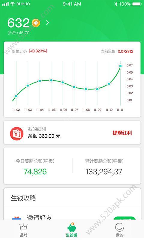 有钱分app官方最新版下载  v1.1.4图3
