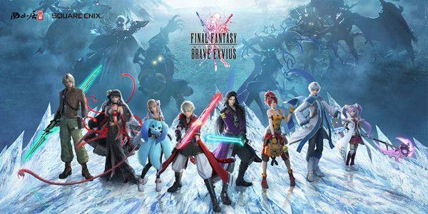 最终幻想:勇气启示录二测时间终于定了!3月21日开启二测[视频][多图]图片1