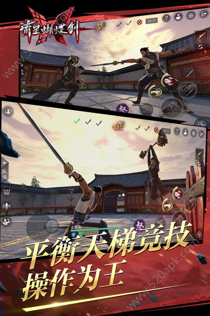 网易流星蝴蝶剑官方网站正式版游戏  v1.0.375179图2