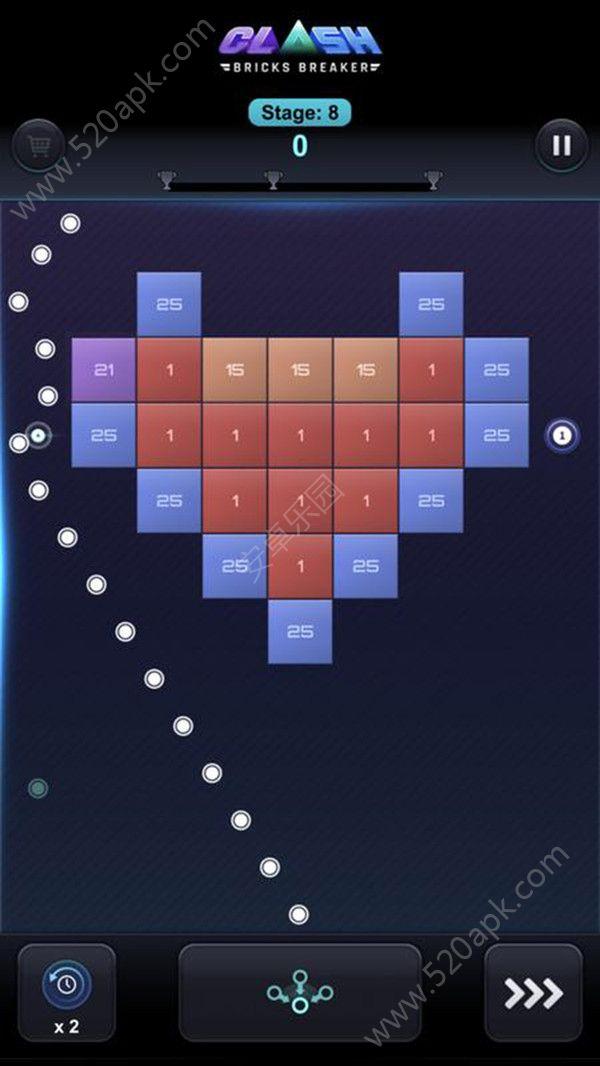 砖块破碎闪击战必赢亚洲56.net最新必赢亚洲56.net手机版版  v1.0图2