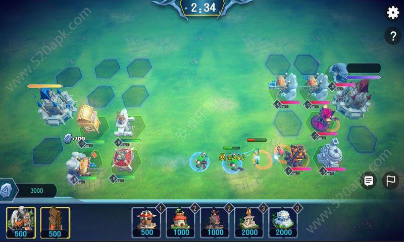 骑士的魔法战争2无限金币内购破解版  v1.0图3