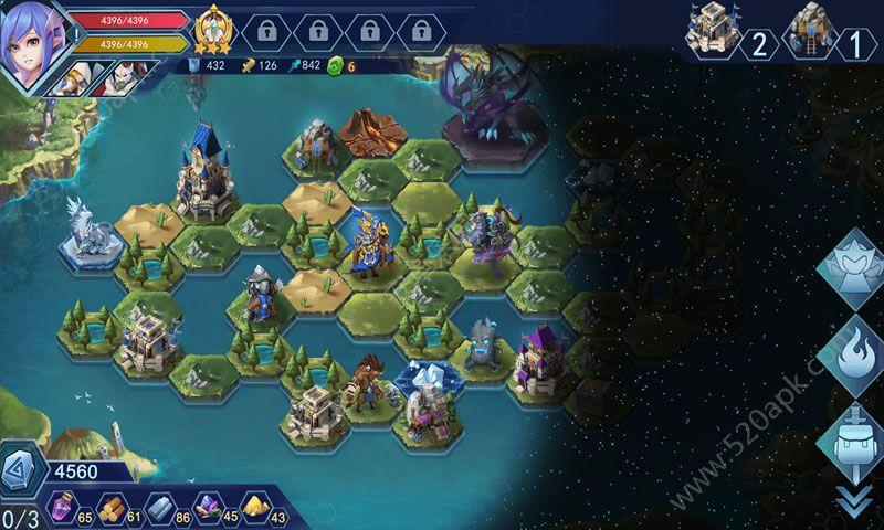 骑士的魔法战争2无限金币内购破解版图片2