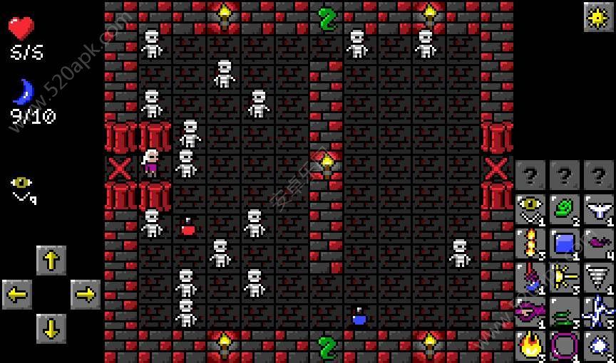 战斗法师阿达瑞克斯中文无限金币破解版(Aldarix the Battlemage)  v1.0.1图3