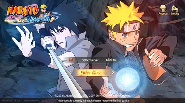 火影忍者巅峰对决官网地址是多少��Naruto:Slugfest官网地址分享