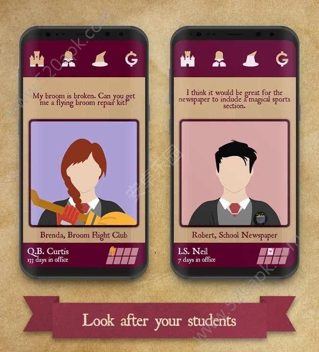 魔法学校游戏官方中文版(School of Magic)  v1.1.3029图2