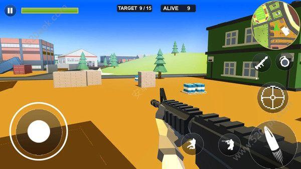 像素精英战队游戏官方下载安卓版  v1.1.0图3