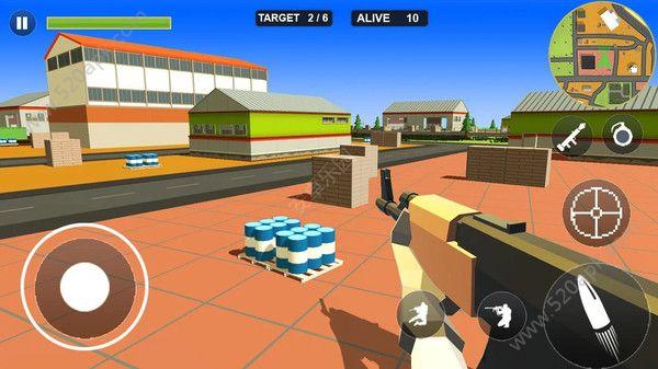 像素精英战队游戏官方下载安卓版  v1.1.0图2