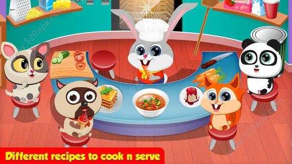 兔子咖啡馆游戏安卓版图片1