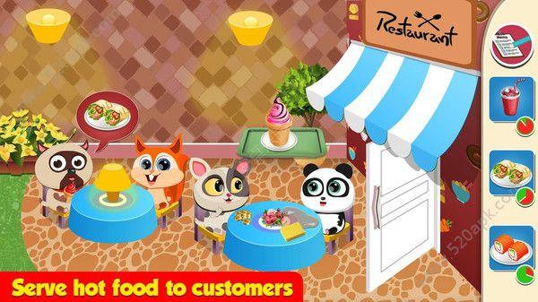 兔子咖啡馆游戏安卓版  v1.1.0图2