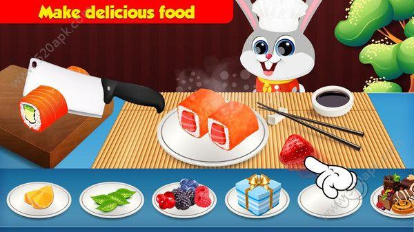 兔子咖啡馆游戏安卓版  v1.1.0图3