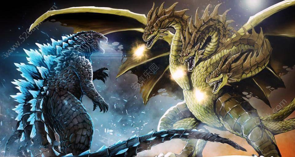 哥斯拉2怪兽之王手游完整版官方免费中文版图片1