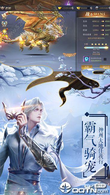 踏剑仙域安卓游戏官网版图片1
