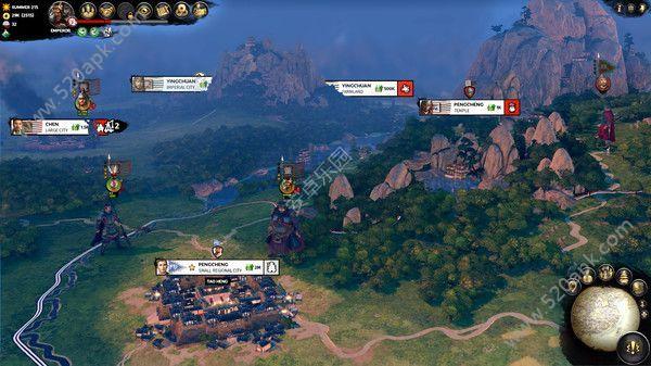 三国全面战争手机游戏全DLC豪华破解版  v1.0图3