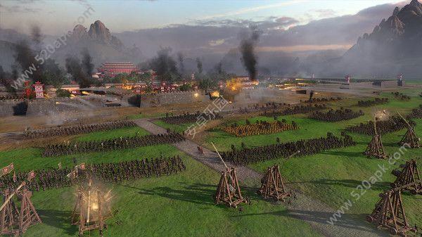 三国全面战争手机游戏全DLC豪华破解版图片1
