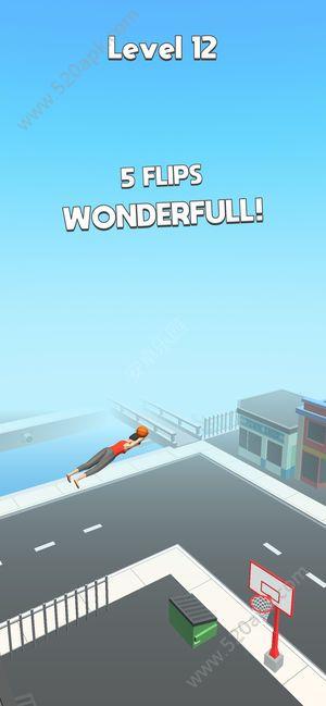 翻转灌篮Flip Dunk游戏官方安卓版  v1.1图3