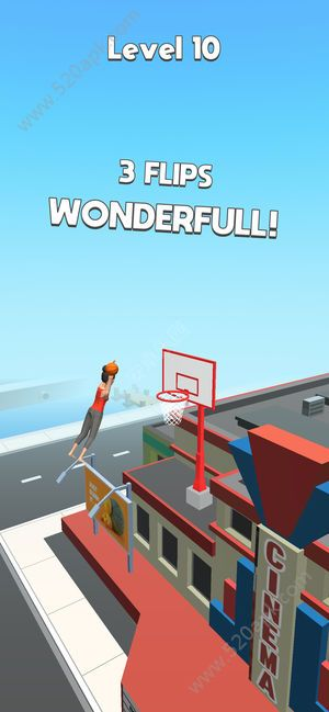 翻转灌篮Flip Dunk游戏官方安卓版图片1