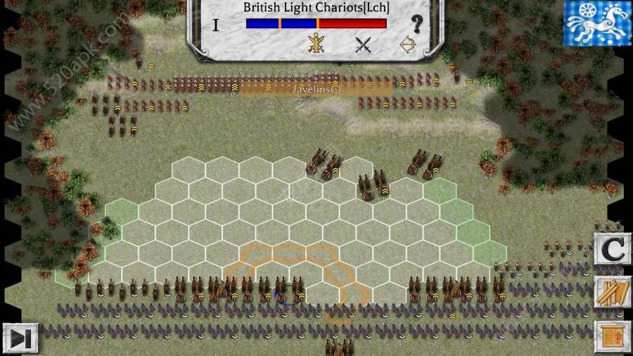 古代战争世界中文内购破解版(Battles of the Ancient World)  v1.0图1