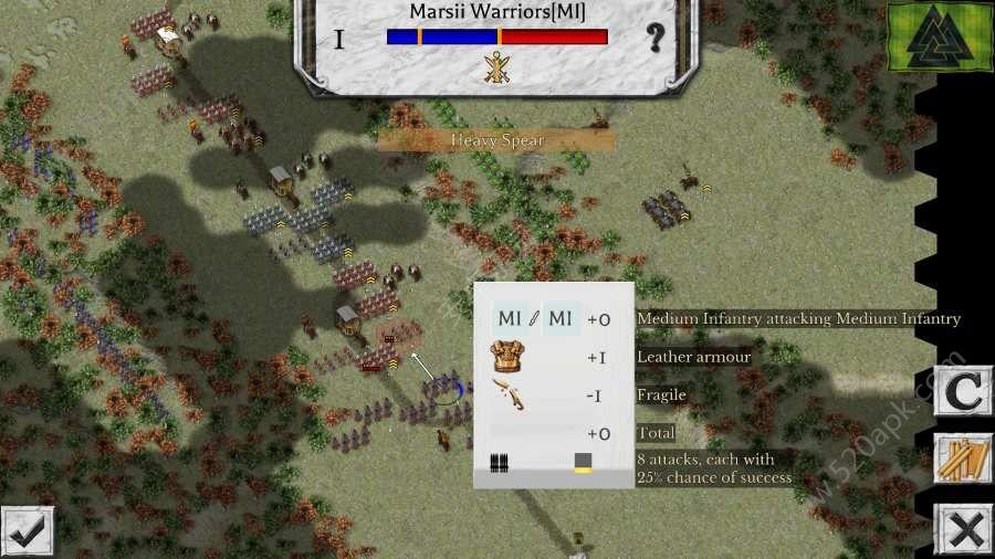 古代战争世界中文内购破解版(Battles of the Ancient World)  v1.0图2