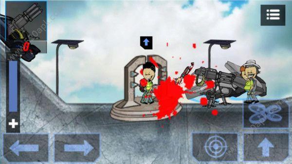公元2099年大混战游戏中文安卓版图片1