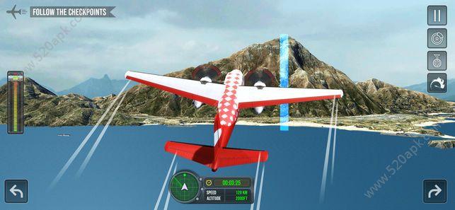 飞行模拟器2019岛屿安卓中文版(Flight Simulator 2019 Island)图片1