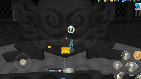 剑网3指尖江湖万花谷三星望月3层屋顶宝箱怎么跳?万花谷三星望月宝箱获取攻略
